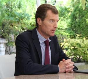 """Christophe Mirmand, préfet  de Corse: """"Ma méthode est celle du dialogue"""""""