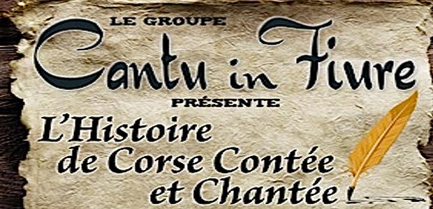 Cantu in Fiure en concert pour la langue, la culture et l'histoire de la Corse
