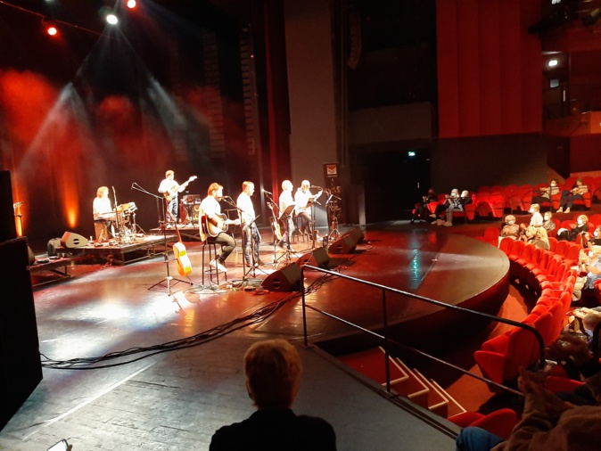 Bastia : Beau succès pour A Festa di l'Anziani