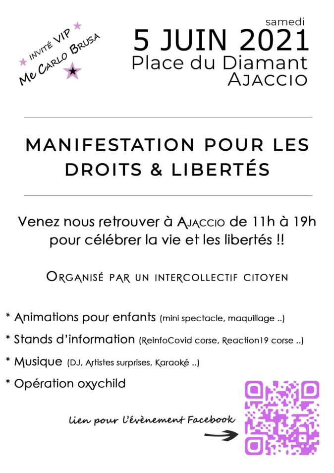"""C'est le deuxième évènement de """"Réaction 19"""" à Ajaccio."""