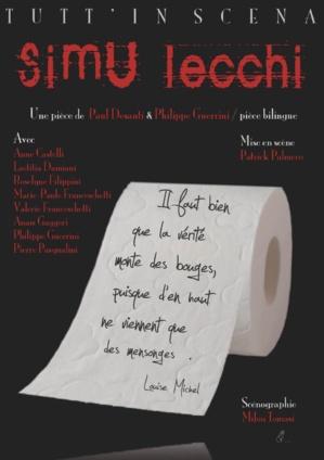 """""""Simu Lecchi"""" : Création aux Rencontres de l'Aria"""