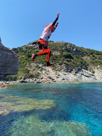 Corsica Raid Aventure : les équipes corses dans le bon rythme