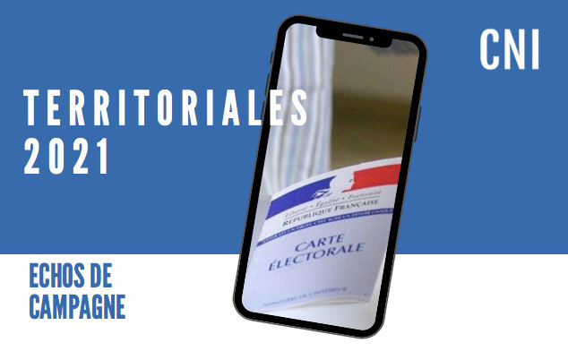 Territoriales : Echos de campagne du 11 juin