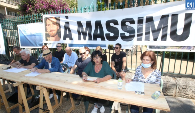 "Le collectif Massimu Susini demande, encore, ""des mesures concrètes pour lutter contre la mafia"""