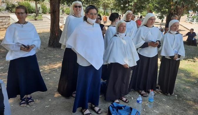 Les Sœurs du Rosier de l'Annonciation du Couvent de Marcassu