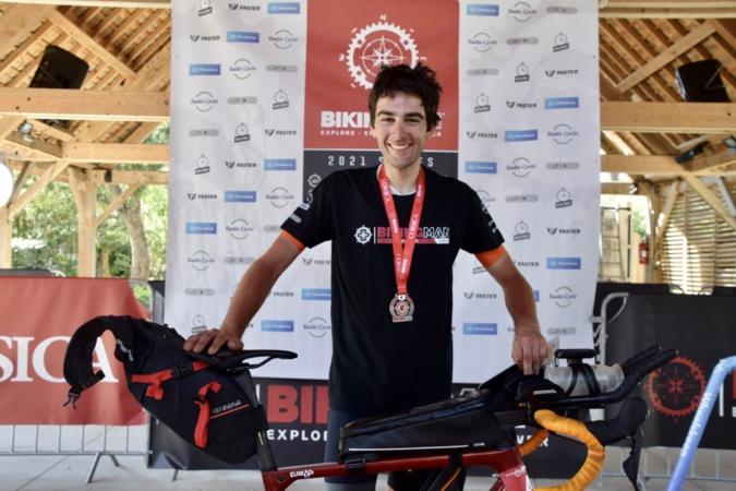 Clément Buisson a remporté l'épreuve en solo homme en 57h49 minutes