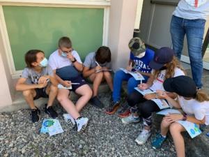 Ecol'Eau : l'école de Ponte Leccia à l'usine de Castirla et au barrage de Calacuccia