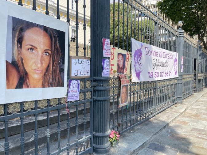 L'ex-compagnon de Julie Douib condamné à la réclusion criminelle à perpétuité