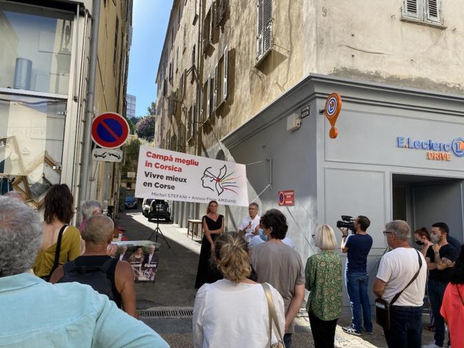 Territoriale : Le PCF entend ramener la Gauche à l'Assemblée de Corse