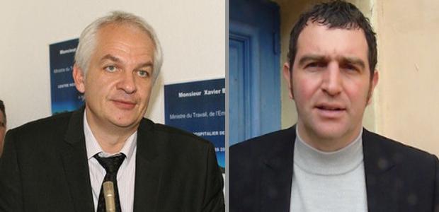 Jean-Jacques Coiplet et Jean-Charles Orsucci