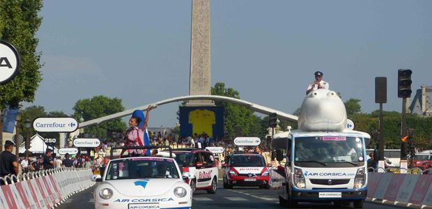 """Tour de France et Air Corsica : La """"Boucle"""" est bouclée !"""