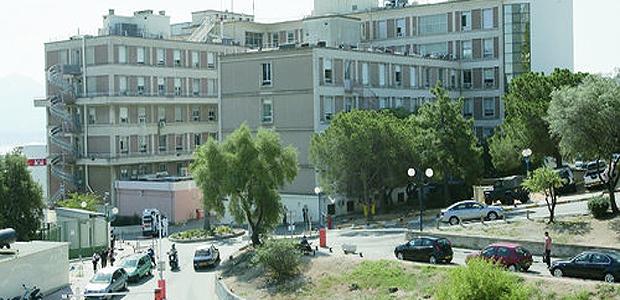 L'enfant a été admise à l'hôpital d'Ajaccio
