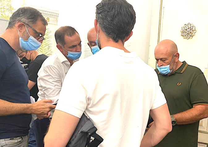 Territoriales - Toujours Simeoni à Corte