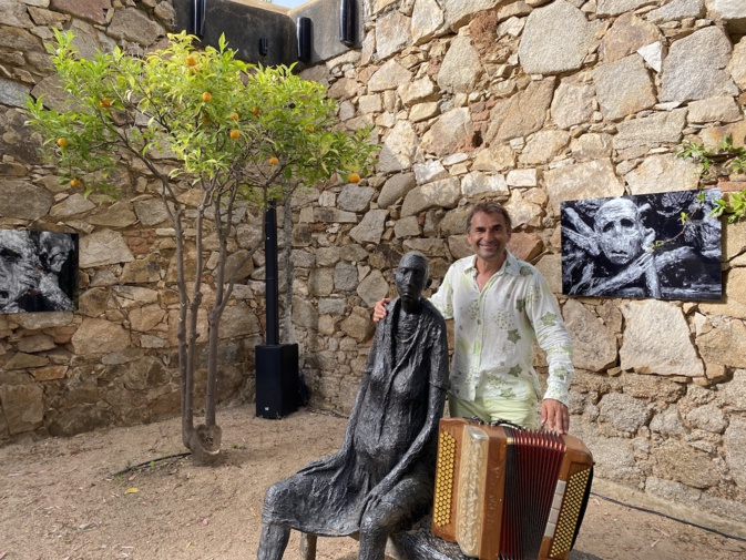 Ajaccio : Nano Méthivier invite  à vivre « l'Expérience Lazaret »