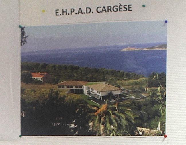 Un nouvel Ehpad à Cargèse : La contribution de l'union des mutualités
