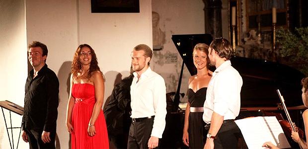 """Calvi :  """"Carte Blanche"""" à Yann Molenat pour l'ouverture du festival lyrique"""