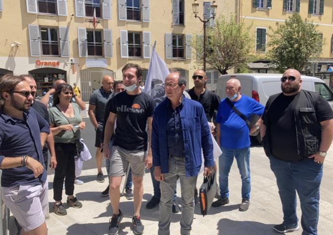 Territoriales : Paul-Felix Benedetti dépose sa liste pour le second tour