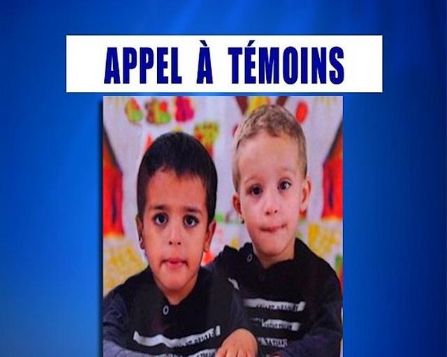 Toute personne susceptible d'apporter des éléments utiles aux enquêteurs sur la disparition de Mehdi et Yanis Boudjema à Levie, sont priés de répondre à l'apel à témoin lancé par les autorités. (Photo : DR)