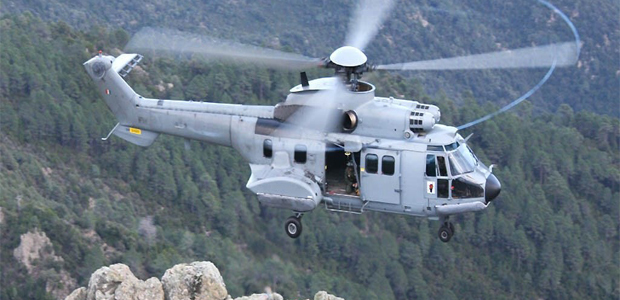 Le Cougar de l'armée de l'Air (Armée de l'Air)