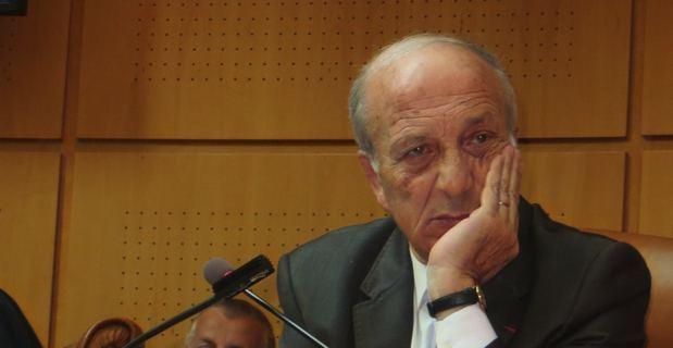 Dominique Bucchini, président de l'Assemblée de Corse.