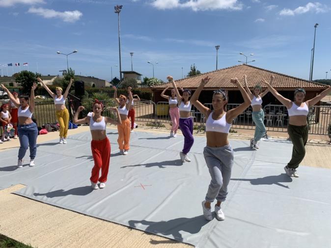 Le sport en fête à Lucciana