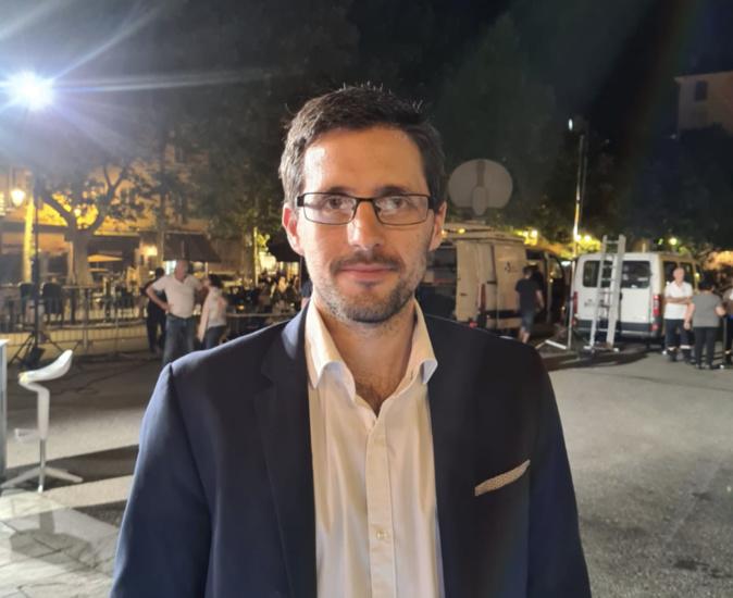 VIDÉO - Petru Anto Tomasi : «Nous assumons l'échec, mais aussi le choix de l'union»