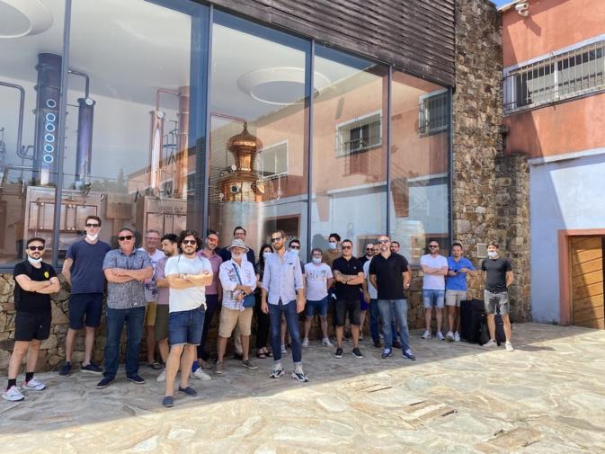 La Scotch Malt Whisky Society s'implante en Corse