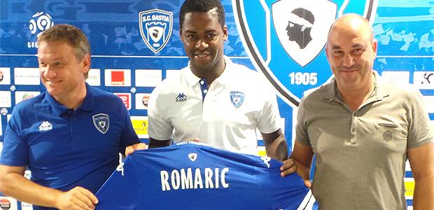 """Romaric : """"Le projet du Sporting est parfait"""""""
