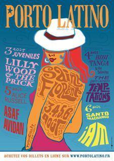 Porto Latino : Les DJ Siestes en plus