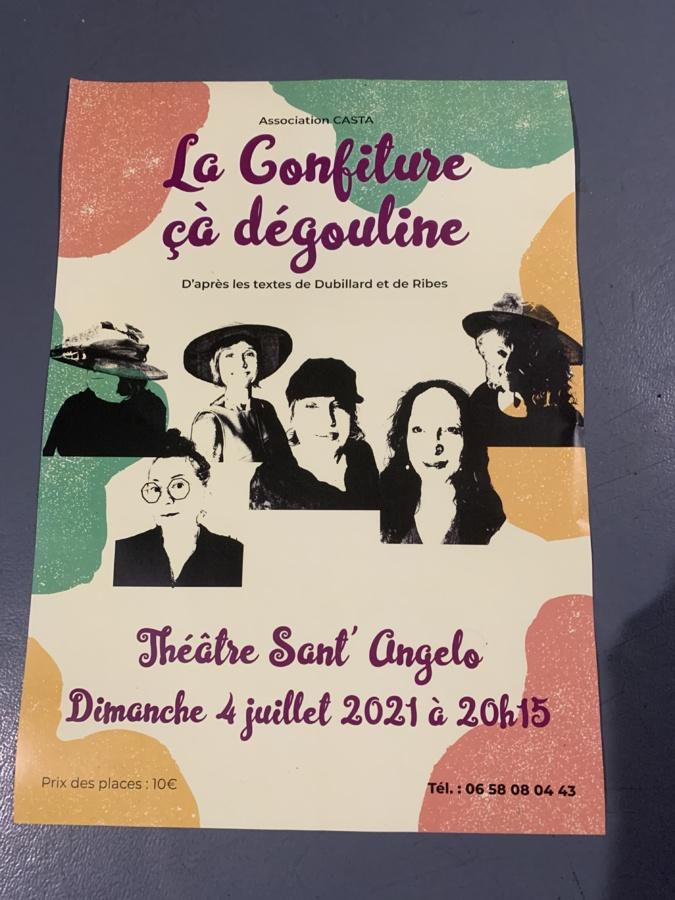 L'affiche signé Daniel Rovinalti