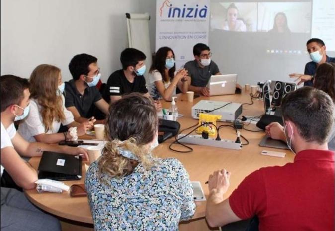 Coopération internationale : I « Ghjovani è Ambiziosi in Corsica » d'Inizià présentent leurs projets à Toulon