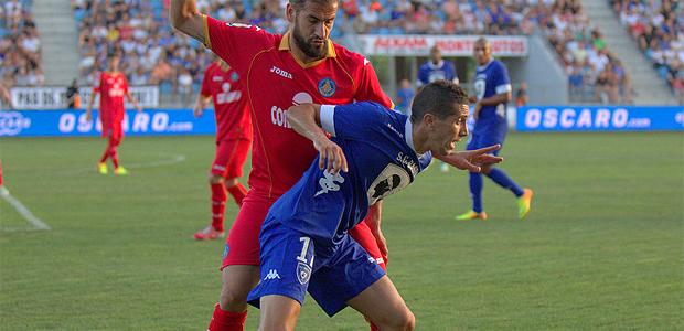Sporting et Getafe dos à dos : (0-0)