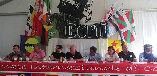 Les délégations européennes et maliennes, invitées aux Ghjurnate di Corti.