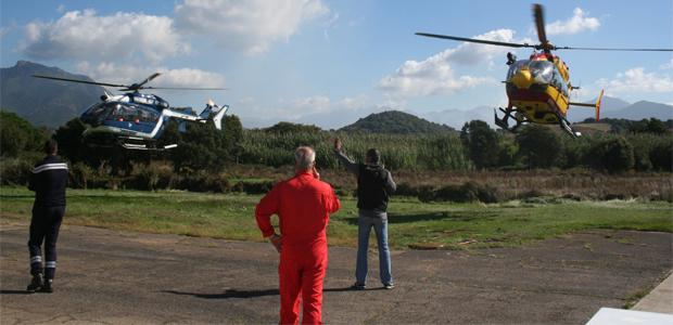 Corse : Nombreux secours en montagne