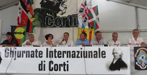 32ème Ghjurnate di Corti : Le débat des mises au point