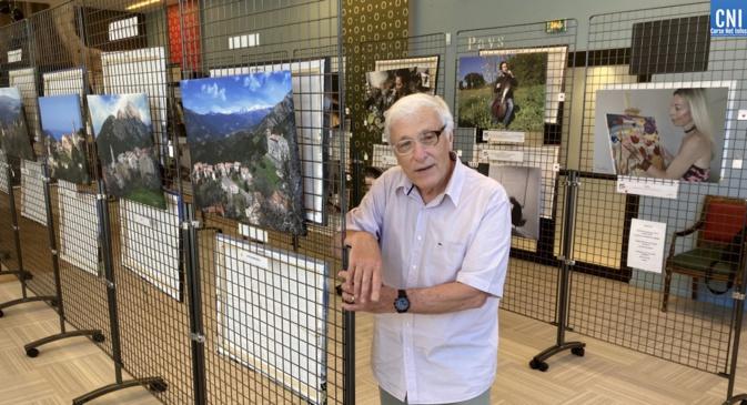 François Romei - Photos Michel Luccioni