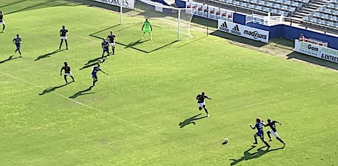 Match de préparation : petite victoire du SCB sur le FCBB  (1-0)