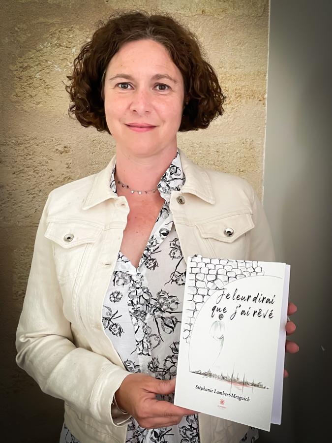 « Je leur dirai que j'ai rêvé »* : Le nouveau recueil de Stéphanie Lambert-Mesguich