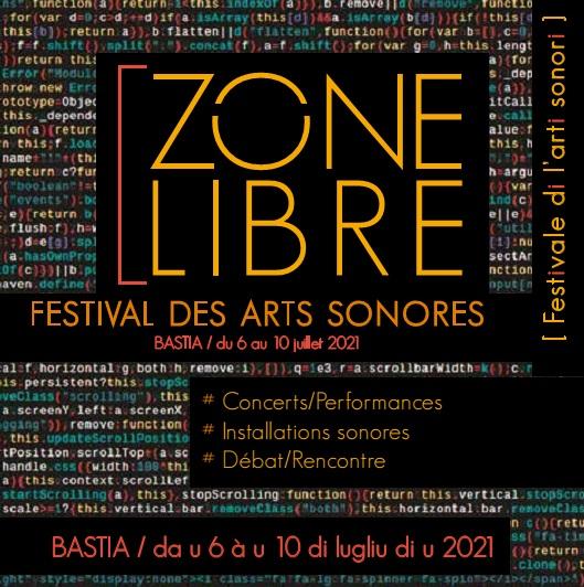 Festival des Arts sonores revient à Bastia du 6 au 10 juillet
