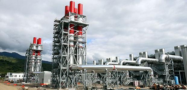 La nouvelle centrale de Lucciana opérationnelle en avril 2014