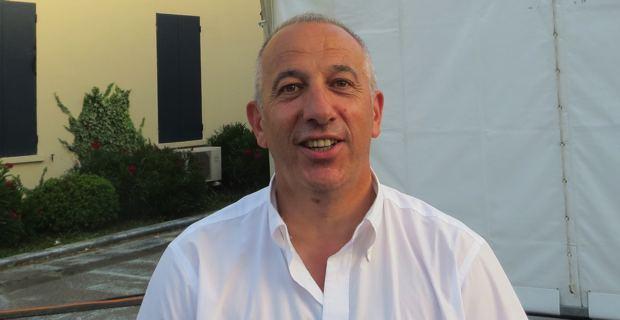 Pierre Ghionga, conseiller exécutif en charge de la langue et de la culture corses.