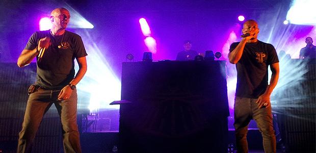 Le concert démentiel d'IAM à Porto Latino