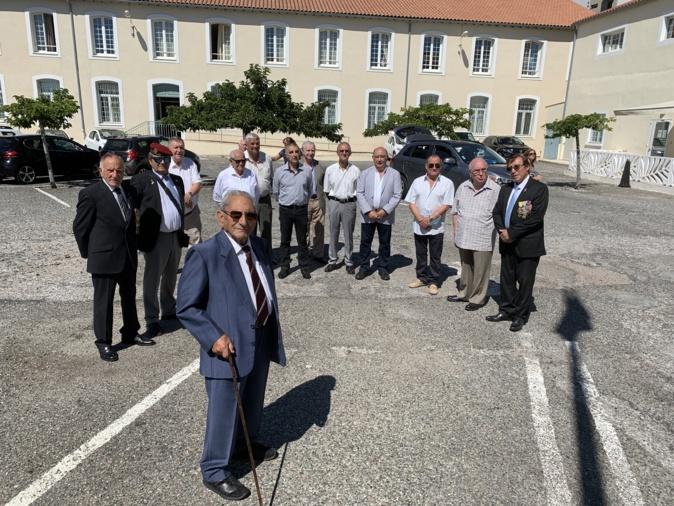 Un espace muséal à la mémoire du 173ème RI inauguré à Bastia