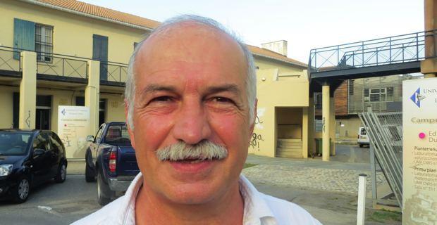 Jean Biancucci, conseiller territorial du groupe Femu a Corsica, maire de Cuttoli-Corticchiato.