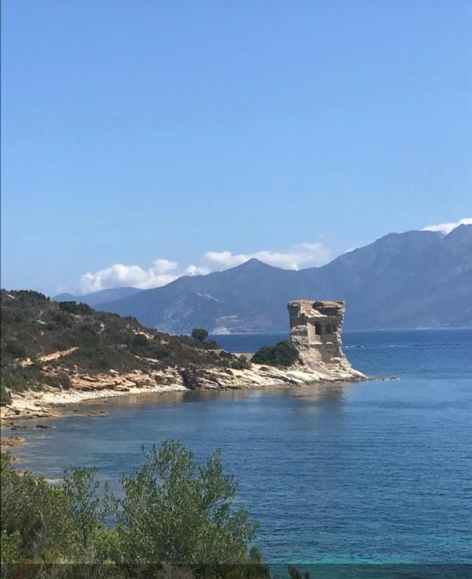 La photo du jour : la tour de A Mortellla