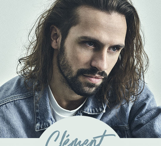 "Clément Albertini sort son troisième single ""Fou de toi""."