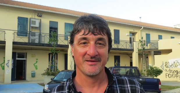 Jean-Baptiste Luccioni, Président du groupe Corse Social Démocrate à l'Assemblée de Corse et maire de Pietrosella.