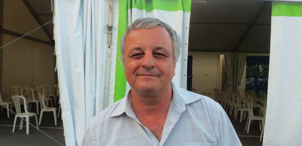 François Alfonsi, député européen, maire d'Osani, membre du PNC.