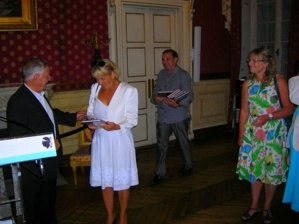 Lena Sommestad, députée du parti socialiste Suédois et ancienne ministre de l'environnement. (Photo : Yannis-Christophe Garcia)