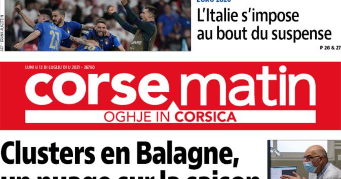 Corse-Matin : 200 emplois menacés selon les représentants syndicaux